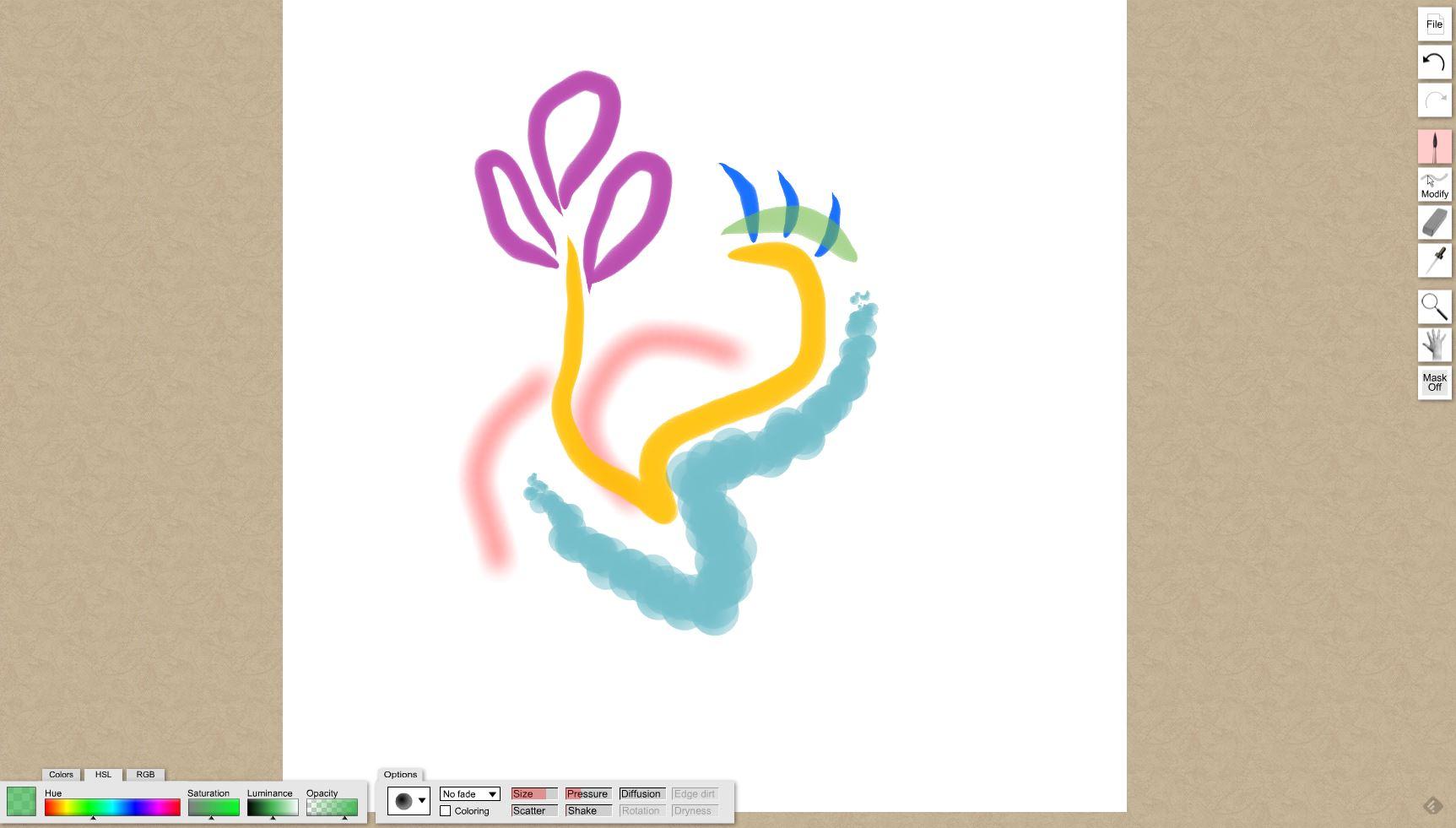 sketch paint2