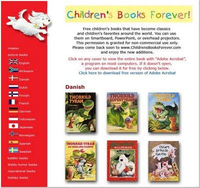 læs danske bøger online